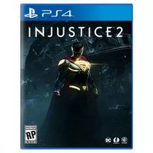 игра для PS4 Injustice 2