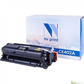 КАРТРИДЖ NV PRINT HP CE 402 A Yellow
