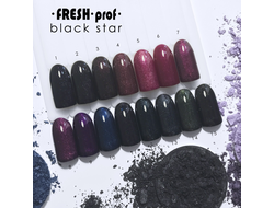 Гель-лак Fresh Prof Black Star