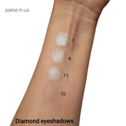 DIAMOND EYESHADOWS MONO PERL. PAESE