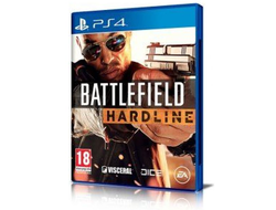 Игра для ps4 Battlefield: Hardline
