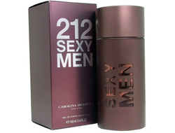 Мужские Carolina Herrera 212 Sexy Men edt 100ml