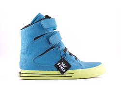 Кроссовки Supra TK Society Tuf Blue Cracle