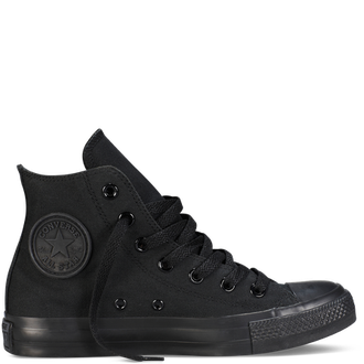 Кеды Converse All Star Black Monochrome