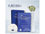 Тканевые маски с коллагеном Purederm Hydro Collagen Mask