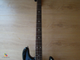 Fender Japan Jazz Bass Black\White Relic