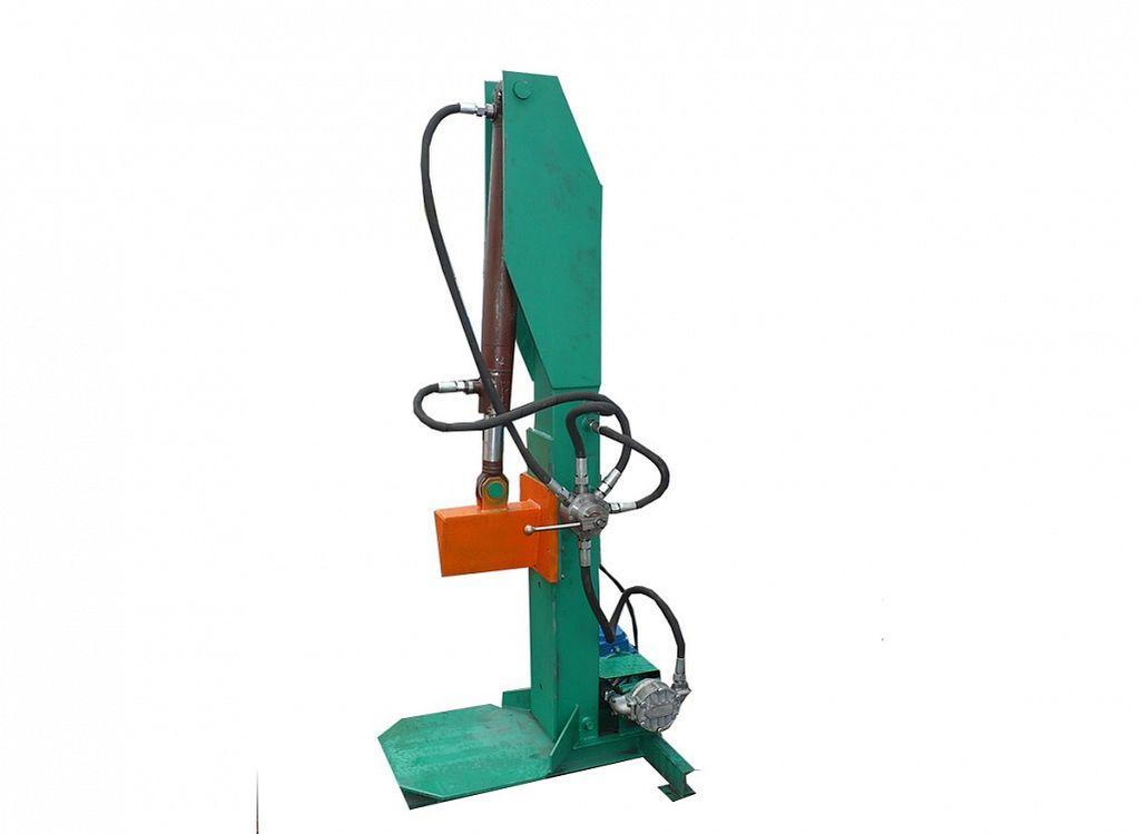 Дровокол Алтай КГВ вертикальный электрический