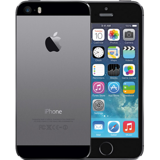 Купить iPhone 5S 16Gb Space Gray LTE