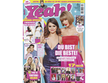 YEAH! Magazine № 5 2016 Selena Gomez, Taylor Swift, Ariana Grande, Violetta Cover ИНОСТРАННЫЕ ЖУРНАЛ