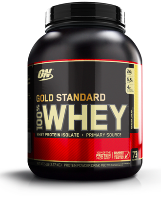 Optimum Nutrition Gold Standard 100% Whey 2,3 кг