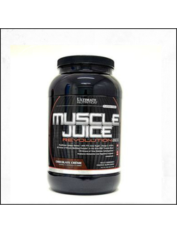 Гейнер Ultimate Nutrition  Muscle Juice Revolution 2600 2120g