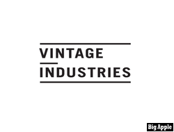 Толстовка Vintage Industries