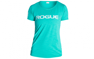ROGUE WOMEN'S PERFORMANCE SUN SHIRT футболка Rogue Fitness