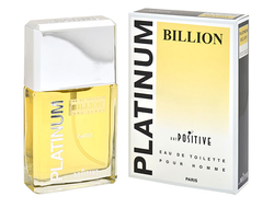 Platinum Billion eau de toilette for men