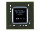 G86-631-A2 видеочип nVidia GeForce 8400M GS, новый