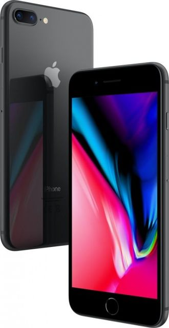 Apple iPhone 8 Plus - Space Gray