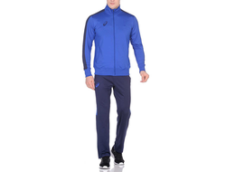 Купить Спортивный костюм Asics MAN POLY SUIT ASICS BLUE/PEACOAT 156854-401 в темно-синем цвете фото