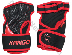 Перчатки для фитнеса Kango KAC-032 Black/Red
