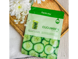 Cucumber Visible Difference Mask Sheet 23 мл -- 10 шт
