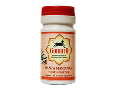"Зубной порошок (Danta Manjanam) ""Gomata"", 50 гр"