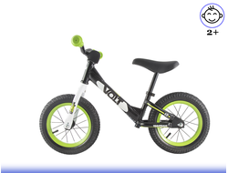 Tech Team Volt (зеленый) Kiddy-Bikes