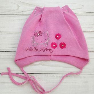 Шапочка (Артикул 9922) цвет розовый