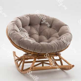 Кресло Swilly Rocker Papasan 3 мед