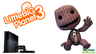 LittleBigPlanet 3 (ReSale)[PS4, русская версия]