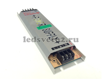 Блок питания 12v IP20 100w Ultra Slim Eleganz