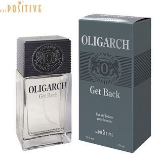 Oligarch Get Back eau de toilette for men