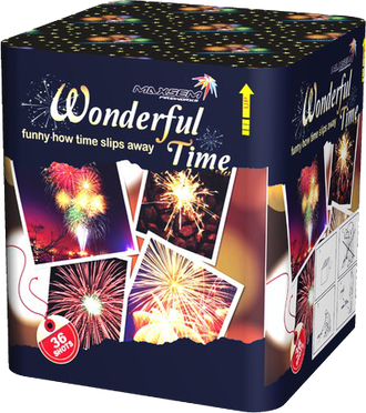 "WONDERFUL TIME (36/1,2"")"