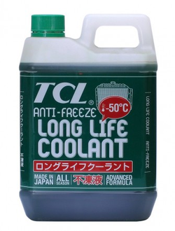 Антифриз TCL LLC GREEN (Long Life Coolant) - 50 (2 л)