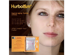маска для лица против старения, веснушек и морщин  (HURBOLISM) Anti-Aging-Anti-Freckle-Herbal