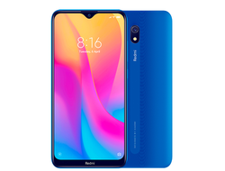 Смартфон Xiaomi Redmi 8A 2/32GB blue Global version