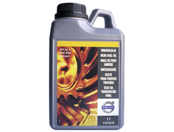Volvo Rear Axel Oil ANTISPIN 80W  1л