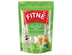 Тайский травяной чай FITNE HERBAL INFUSION GREEN TEA FLAVORED 35 гр (15 пакетиков)