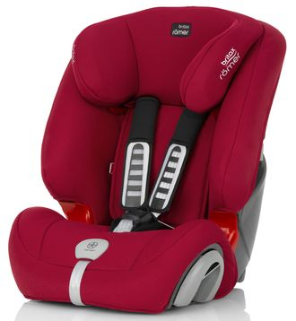 Britax Roemer Evolva 123 Plus Flame Red