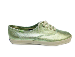 Кеды Keds Champion Metallic/Green