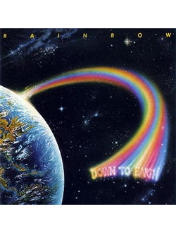 Rainbow - Down To Earth LP