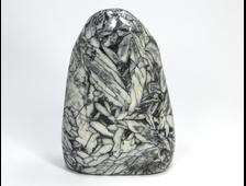 Пинолит, полировка стоячая, Австрия (92*63*32 мм, 334 г) №20215