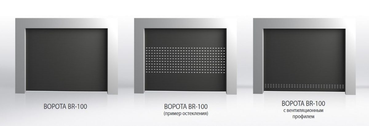 Изготовление ворот для склада и паркинга Киев