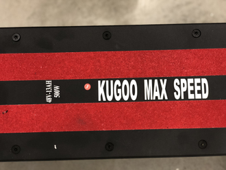 Электросамокат Kugoo Max Speed 13