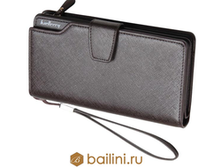 Мужской клатч Baellerry Business Ecco Black