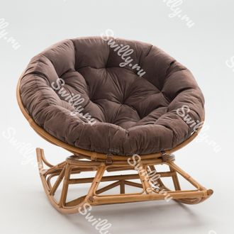 Кресло Swilly Rocker Papasan 4 мед