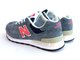 Кроссовки New Balance 574 Blue/Red