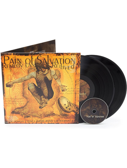 Pain Of Salvation - Remedy Lane Re:Lived 2-LP+CD