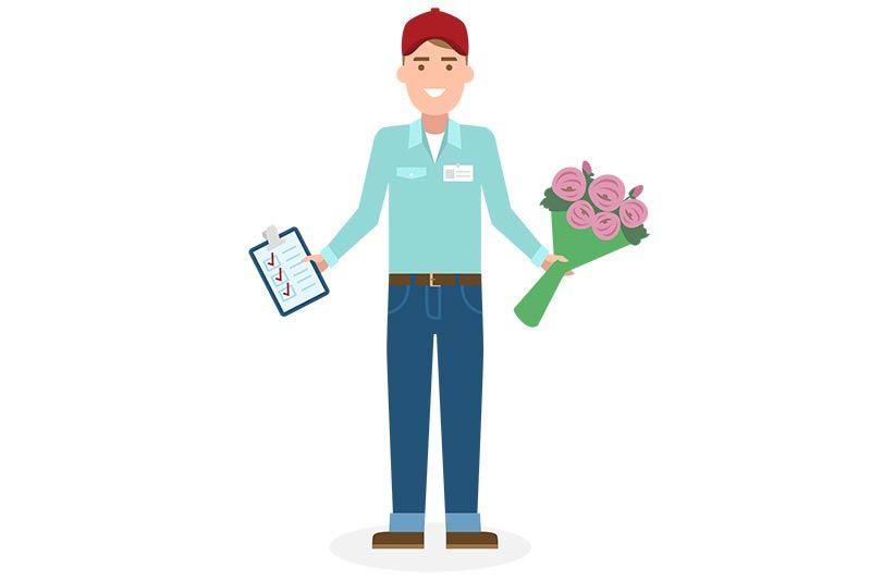 Заказать цветы с доставкой по Санкт Петерубургу