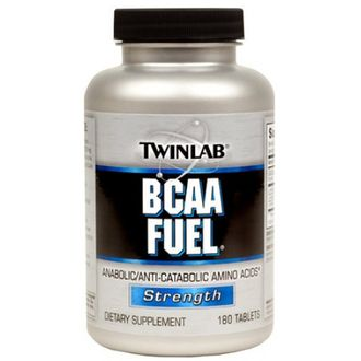 ВСАА BCAA FUEL Twinlab 180 tablets (СРОК ГОДНОСТИ...!)