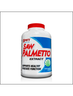 Добавка San saw palmetto extract 60 softgels