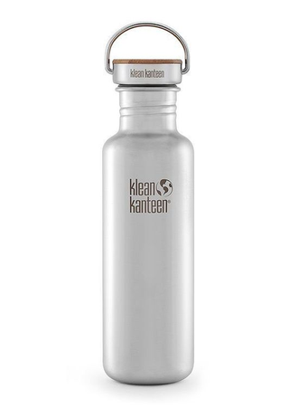 Бутылка Klean Kanteen REFLECT 800 мл (27oz) Brushed Stainless